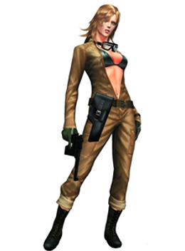 Eva - Metal Gear Solid