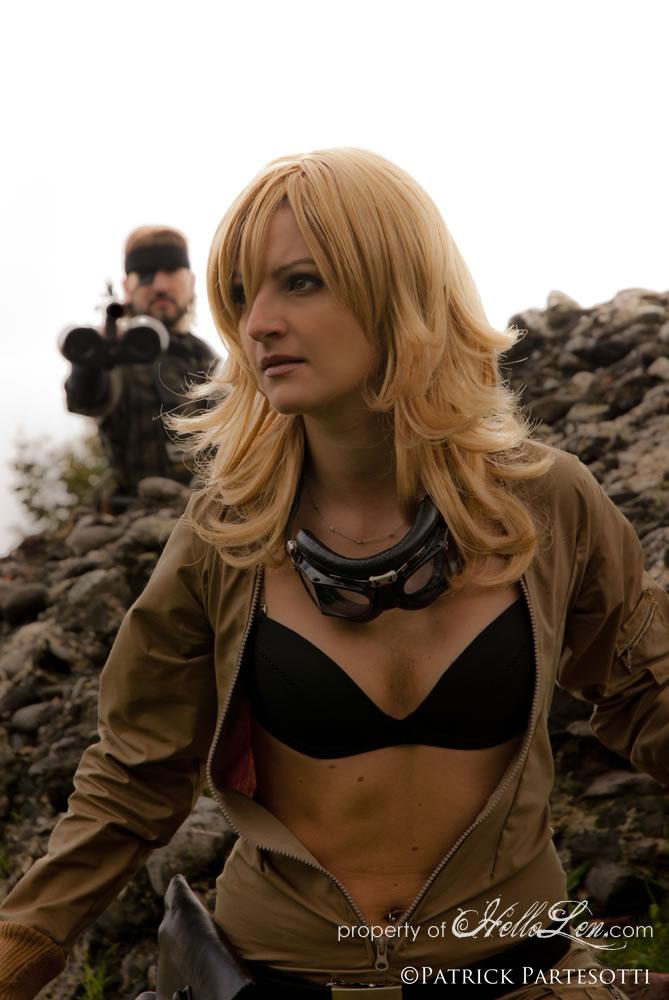 Eva Metal Gear