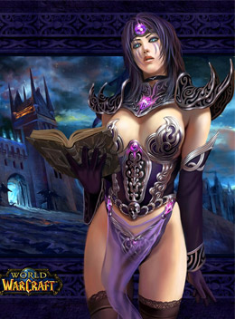 World of Warcraft Elf